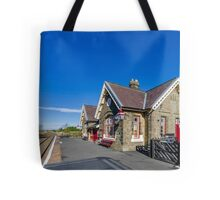 Horton in Ribblesdale Station Tote Bag