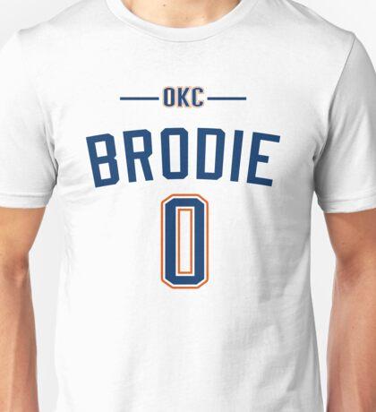 Russell Westbrook - Brodie Unisex T-Shirt