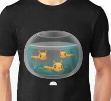 Glitch furniture tabledeco firebog fishbowl Unisex T-Shirt