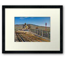 Ribblehead Station Framed Print