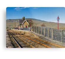 Ribblehead Station Metal Print