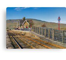 Ribblehead Station Canvas Print