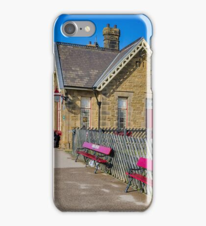Ribblehead Station iPhone Case/Skin