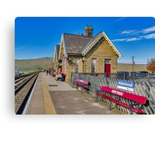Ribblehead Station Canvas Print