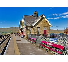 Ribblehead Station Photographic Print