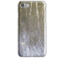 Deep Water Landscape: Autumn Reflections II iPhone Case/Skin