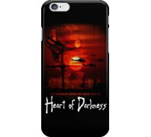 Heart of Darkness Apocalypse Now T-Shirt iPhone Case/Skin