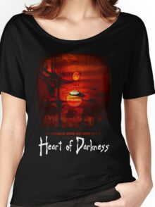 Heart of Darkness Apocalypse Now T-Shirt Women's Relaxed Fit T-Shirt