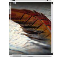 Pleasant Pheasant iPad Case/Skin