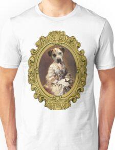 Miss Nora Jean Framed Unisex T-Shirt
