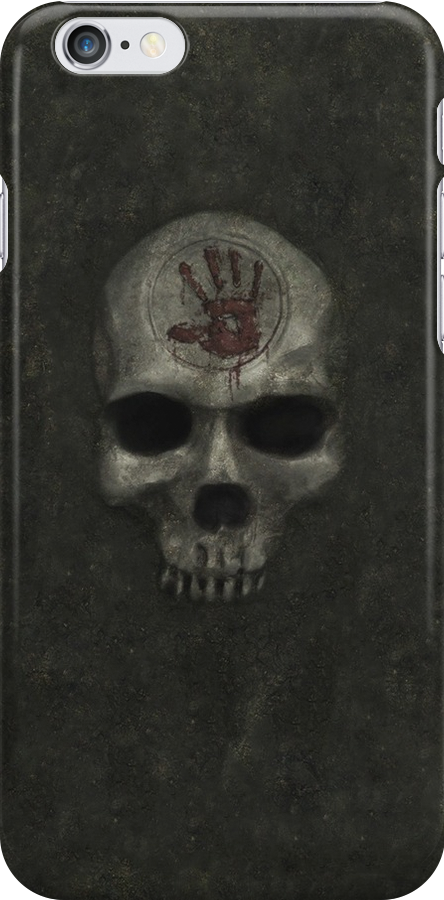 Alt. Dark Brotherhood Door by LynchMob1009