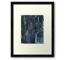 everything in it's right place Framed Print