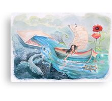 Swell Canvas Print