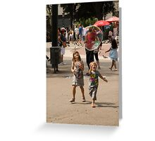 It's Nearly Pop Time  Greeting Card