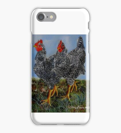 The Farm Chicks iPhone Case/Skin