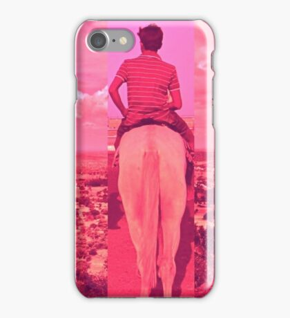 Ride To Infinity iPhone Case/Skin