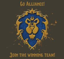 GO ALLIANCE! by icetee