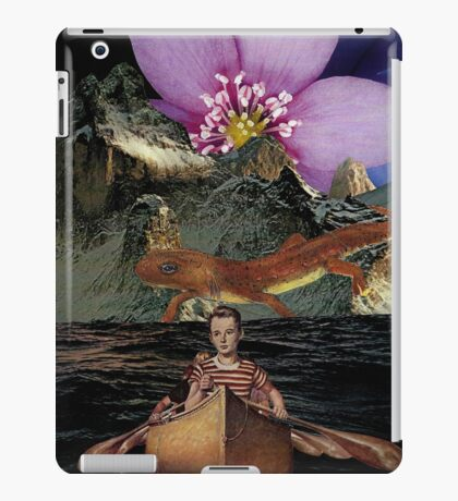 Escape from Hollow Earth iPad Case/Skin