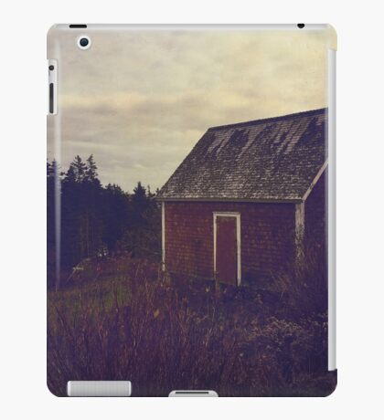 Wandering in Nova Scotia iPad Case/Skin
