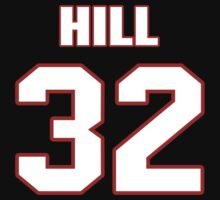 NFL Player Jeremy Hill thirtytwo 32 by imsport