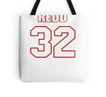 NFL Player Silas Redd thirtytwo 32 Tote Bag