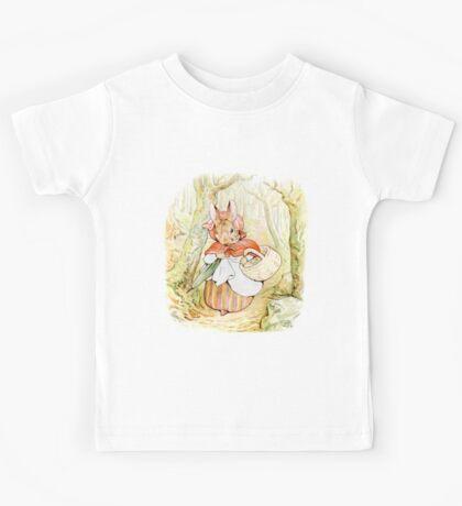 Beatrix Potter, Bunny Kids Tee