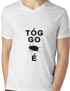 Tóg go bug é Mens V-Neck T-Shirt