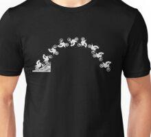Motocross Backflip Unisex T-Shirt