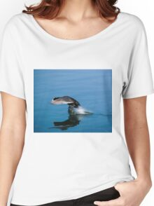 Coming In To Land Women's Relaxed Fit T-Shirt