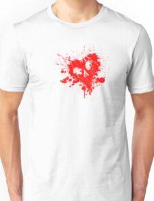 Dead Heart - Graffiti Unisex T-Shirt