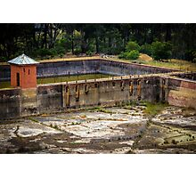 Ye Olde Water reservoir controller Photographic Print