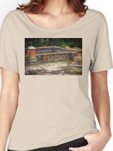 Ye Olde Water reservoir controller Women's Relaxed Fit T-Shirt
