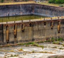 Ye Olde Water reservoir controller Sticker