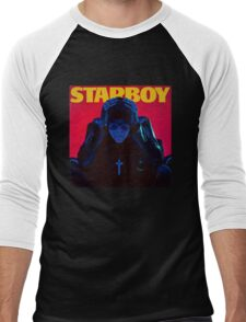 STARBOY Men's Baseball ¾ T-Shirt