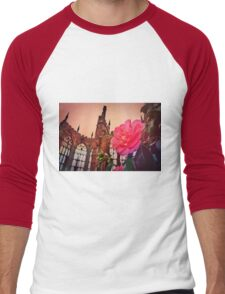 Coventry Cathedral - West Midlands Men's Baseball ¾ T-Shirt