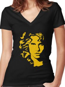 Morrison Women's Fitted V-Neck T-Shirt