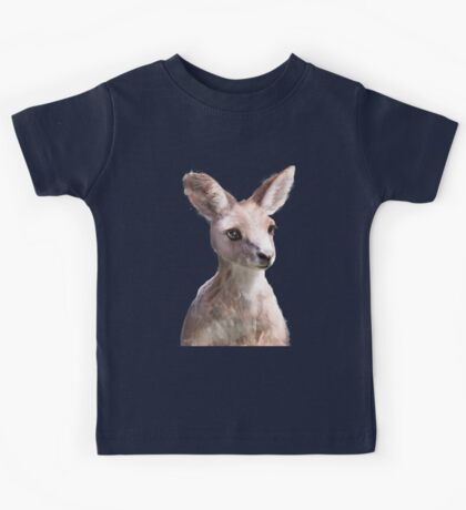 Little Kangaroo Kids Tee