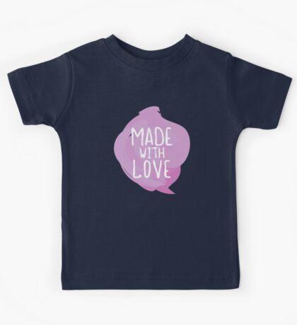 Made with love Kids Tee