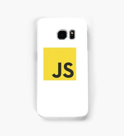 javascript js programming language logo Samsung Galaxy Case/Skin