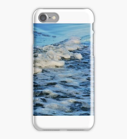 crest of a wave iPhone Case/Skin