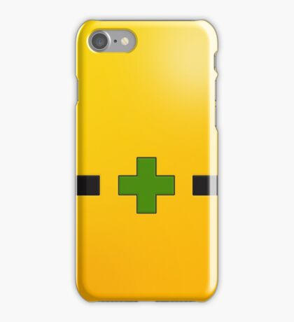 Met/Mettaur Case iPhone Case/Skin