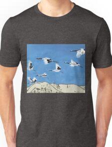 Flight Patterns Unisex T-Shirt