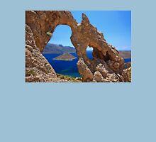 Natural Rocky Arch - Kalymnos island Unisex T-Shirt