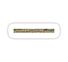 Ye Olde Water reservoir controller, wideview Sticker