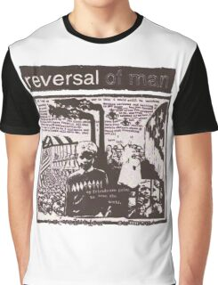 Reversal of Man Graphic T-Shirt