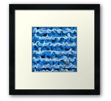 The Fish in the Sea Framed Print