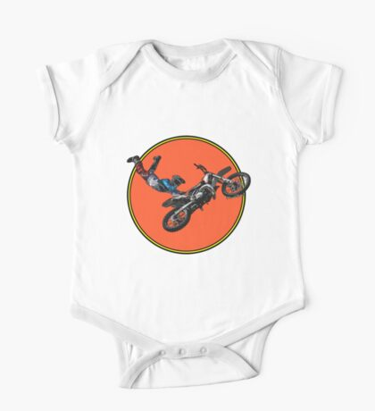 Moto Mad Man Fly! One Piece - Short Sleeve