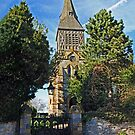 St Andrews church, Temple Grafton, Warwickshire by Lissywitch