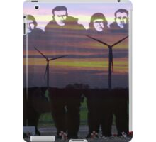 """Lest we forget ""- 158  squadron Lissett  iPad Case/Skin"