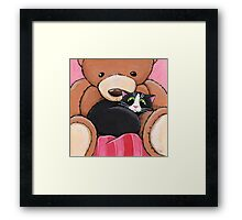 Big Ted Framed Print